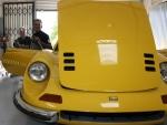 Dino, Ferrari, Restoration, Steve Kouracos
