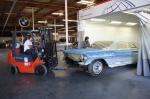 Restoration, Steve Kouracos