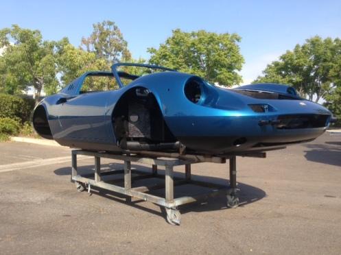 Blue Dino 3