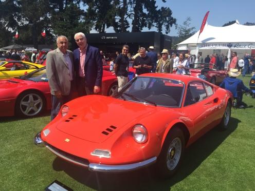Pininfarina CEO & Steve Kouracos
